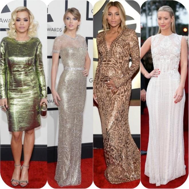 Best Dressed Grammys 2014