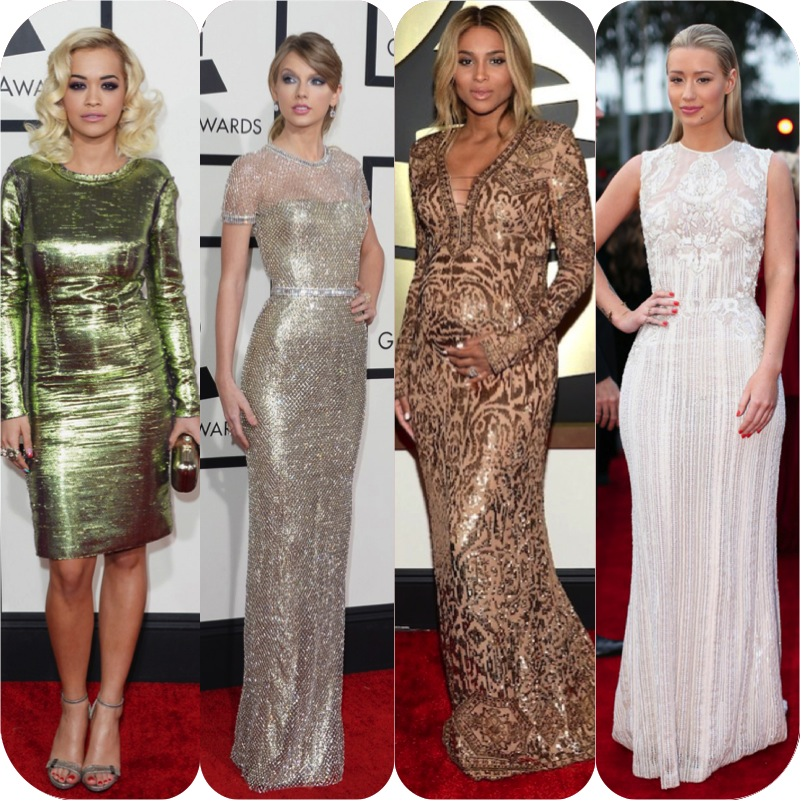 Best Dressed Grammys 2014