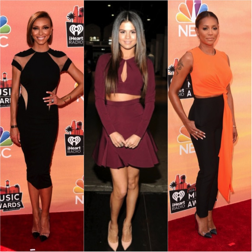 Best Dressed iHeartRadio Awards