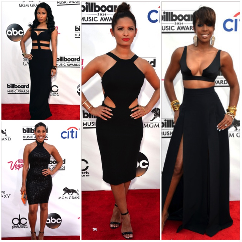 Billboard Awards All Black